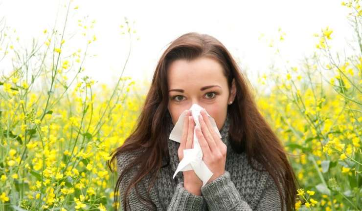Allergies Linked to Anxiety!