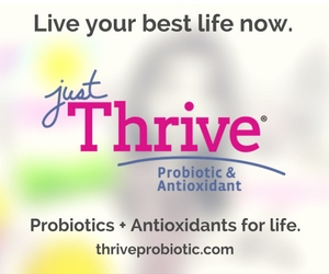 Just Thrive 300 x 250