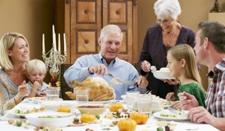 How to Handle Difficult Family Get-Togethers This Thanksgiving