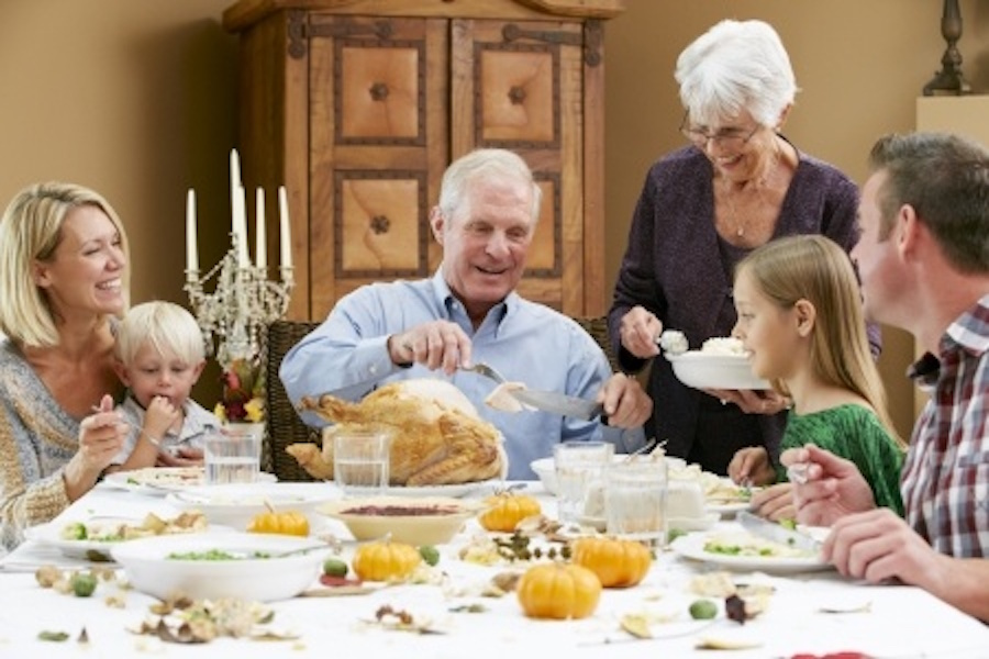 Difficult family Thanksgiving - brendawatson.com