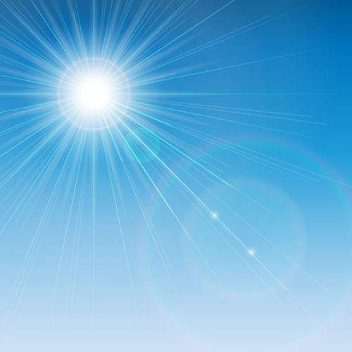 Sunlight Offers New Benefits