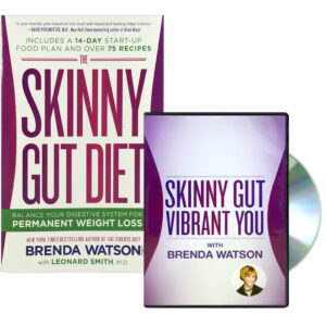 Skinny Gut Book and DVD