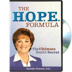 The H.O.P.E. Formula DVD