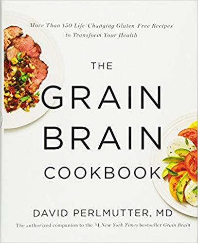 grain brain cookbook