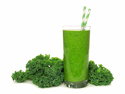 Nourish - green drink - brendawatson.com