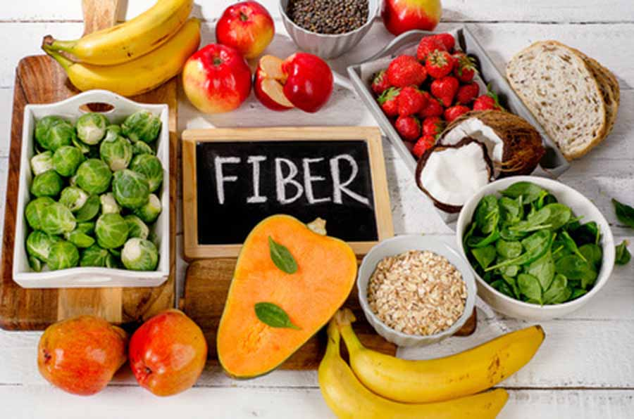 High Fiber Diet Protects Your Colon