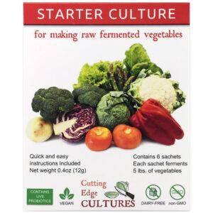 Cutting Edge Cultures Starter Culture