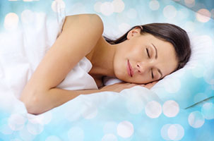 Sleep Your Way to Happy and Thin