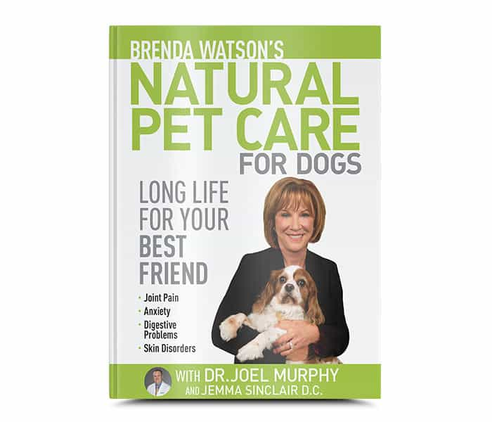 Natural Pet Care for Dogs Book