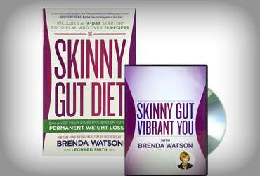 Skinny Gut Diet Book and DVD