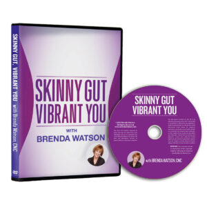 Skinny Gut, Vibrant You DVD
