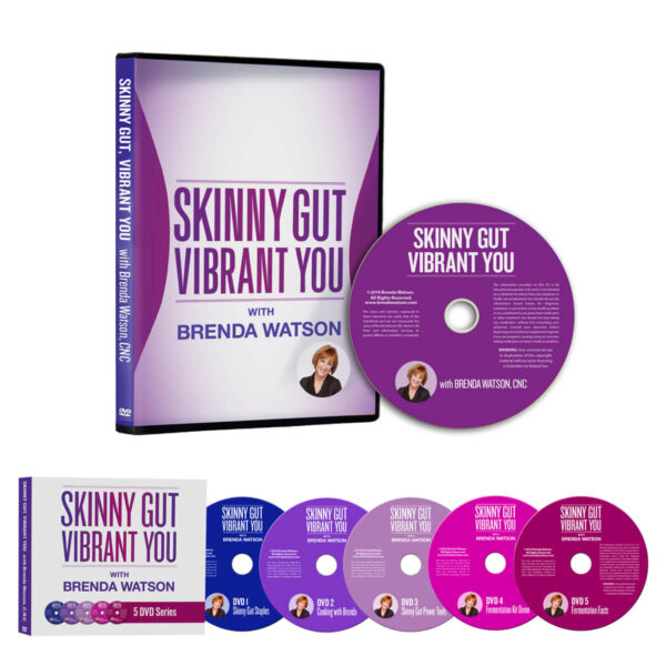 Skinny Gut Vibrant You DVD and Bonus Set