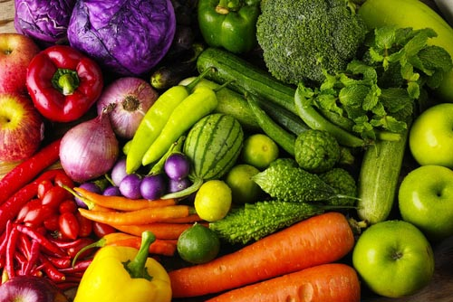 Variety of Veggies = Healthy Microbiome